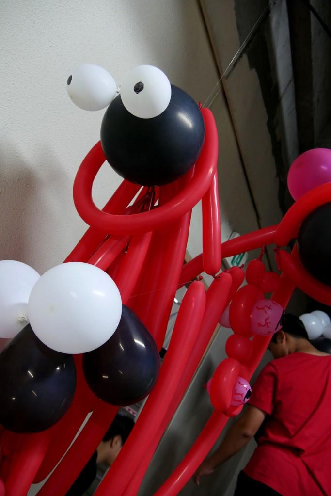 #스펙트럼신디캣 - balloons workshop