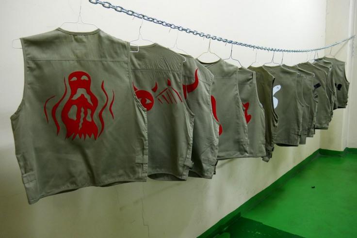 #스펙트럼신디캣 - jacket workshop exhib