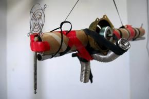#스펙트럼신디캣 - Tromblons installation 13