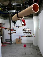 #스펙트럼신디캣 - Tromblons installation 4